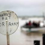 Approach of the Deben Ferry ev
